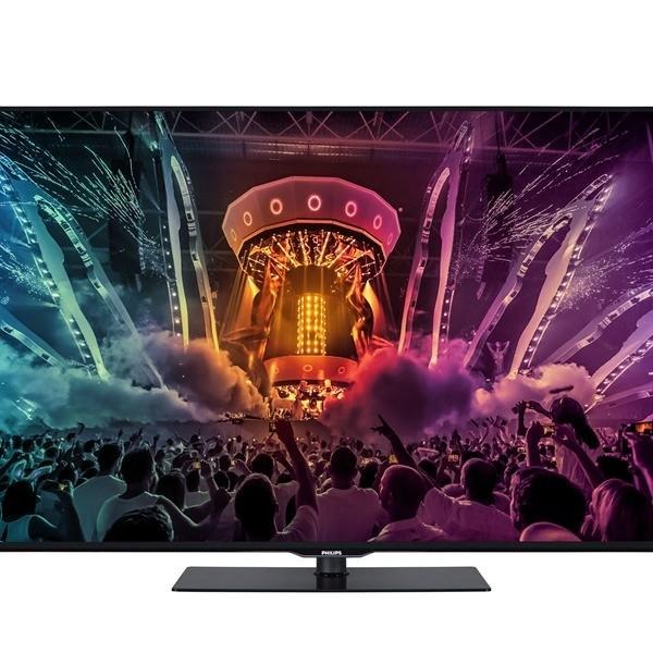 "Smart TV Philips 49PUS6031 49"" HD 4K LED Ultra Slim"