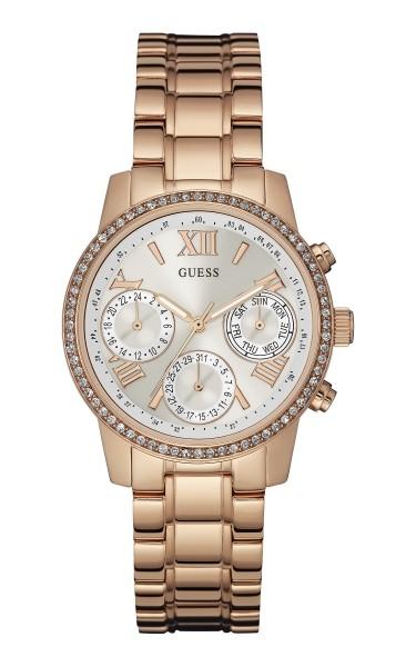 Guess Damen Armbanduhr W0623L2