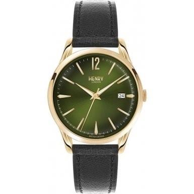 Henry London Unisex HL39-S-0100 Armbanduhr