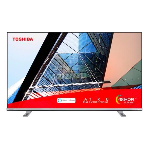 Smart TV Toshiba 50UL4B63DG 50 Zoll 4K Ultra HD DLED WiFi