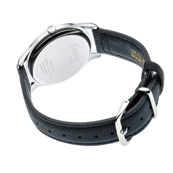 Henry London Unisex Armbanduhr Edgware HL39-S-0017