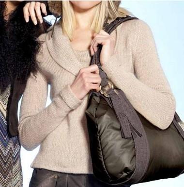 Tasche, braun-khaki von APART