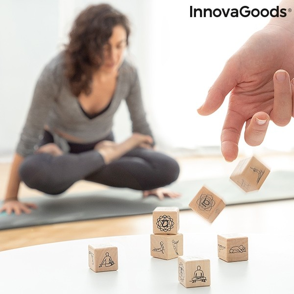 yoga-wurfelspiel-anandice-innovagoods-7-stucke_118534