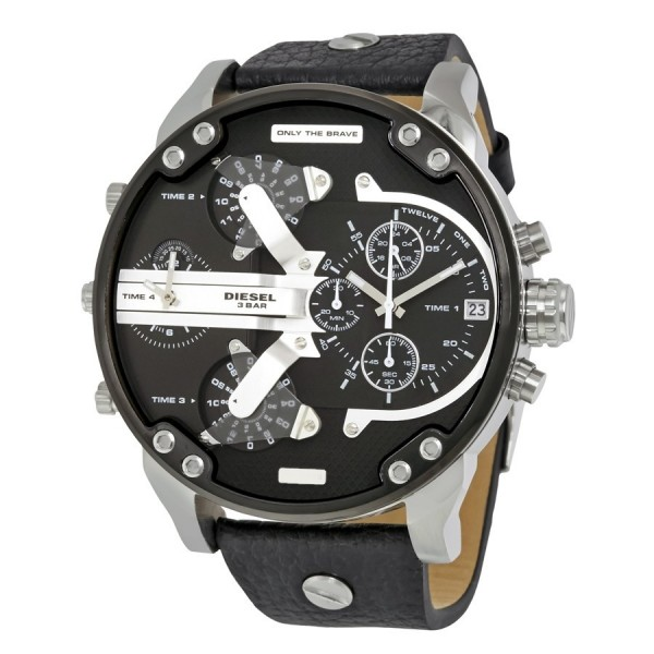 Diesel Herrenuhr Mr. Daddy Chrono DZ7313