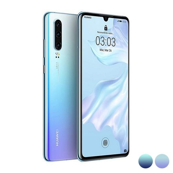 Huawei P30 128 GB Aurora Smartphone Blau