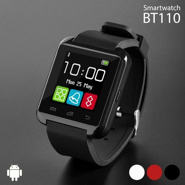 Smartwatch BT110 intelligente Armbanduhr mit Audio