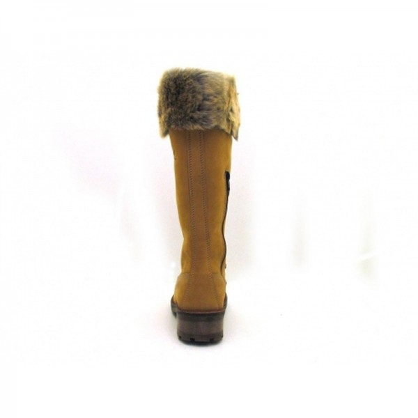 Nice Feet - Schnürstiefel - NF032 Panama