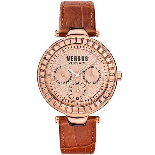 Versus by Versace SOS050015 Sertie Damenuhr Leder