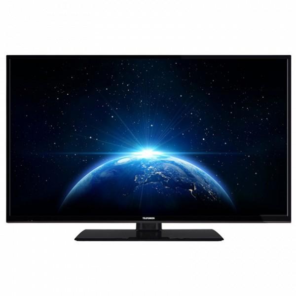 "Smart TV TELEFUNKEN DTU641 50"" UHD WIFI BLUETOOTH USB HDMI Schwarz"