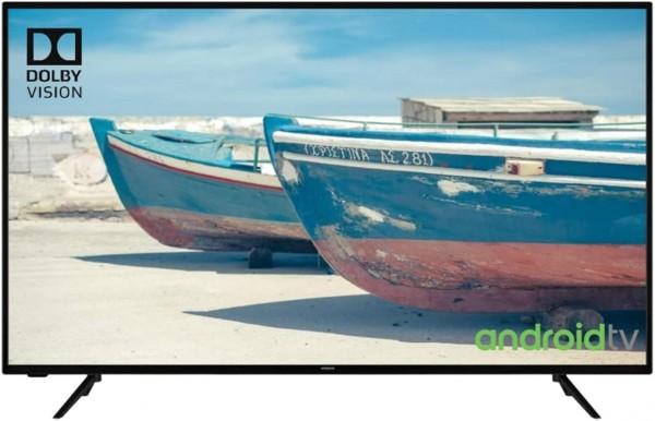 Smart TV Hitachi 55HAK5751 55 Zoll 4K Ultra HD LED WiFi