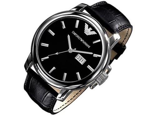 Emporio Armani Herren-Armbanduhr XL Classic Maximus AR0428
