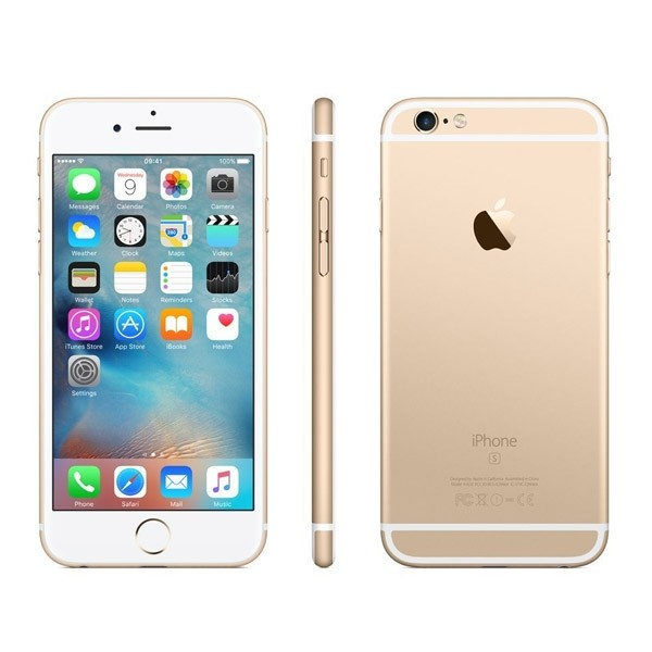 "Apple IPHONE 6S 4,7"" Gold Smartphone"