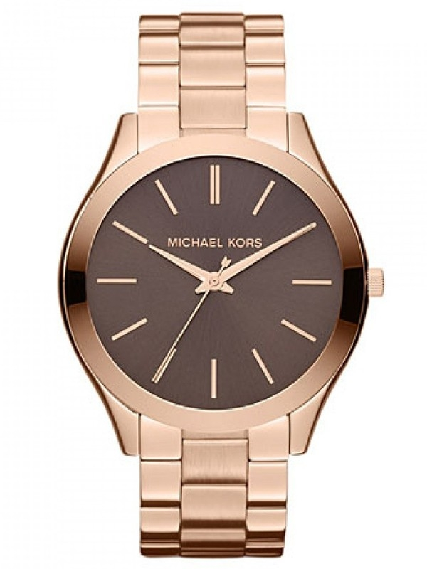 Michael Kors MK3181 Runway Damenuhr Chronograph