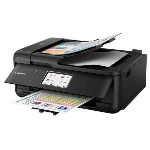 Canon Pixma TR8550 Multifunktionsdrucker Tinte schwarz