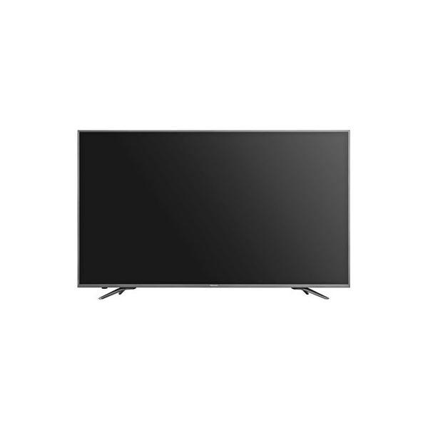 "Smart TV Hisense MTVLED0359 H55N6800 USB HDMI Wifi Ultra Slim 55"" ULED 4K Ultra H Netflix Waki Schwa"
