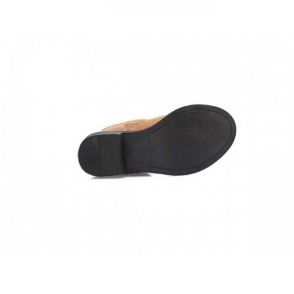 Nice Feet - Stiefelette - 1305003 Camel