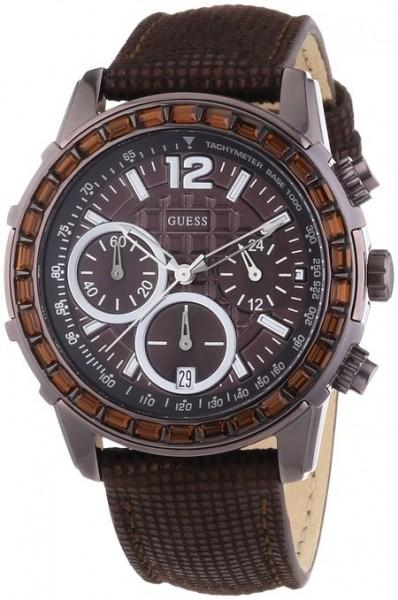 Guess Damen-Armbanduhr LADY B W0017L4