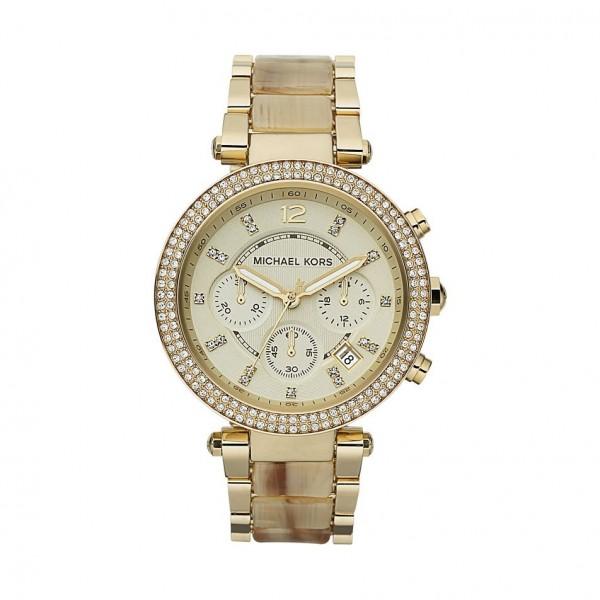 Michael Kors Damen Armbanduhr Chronograph MK5632