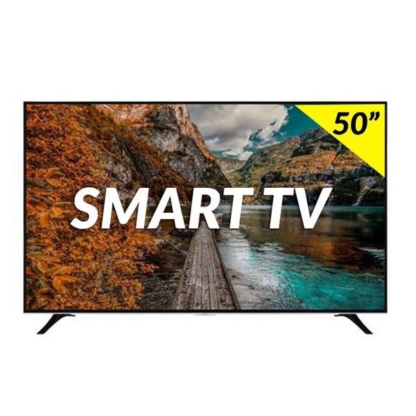 Smart TV Hitachi 50 Zoll 4K UHD DLED WiFi