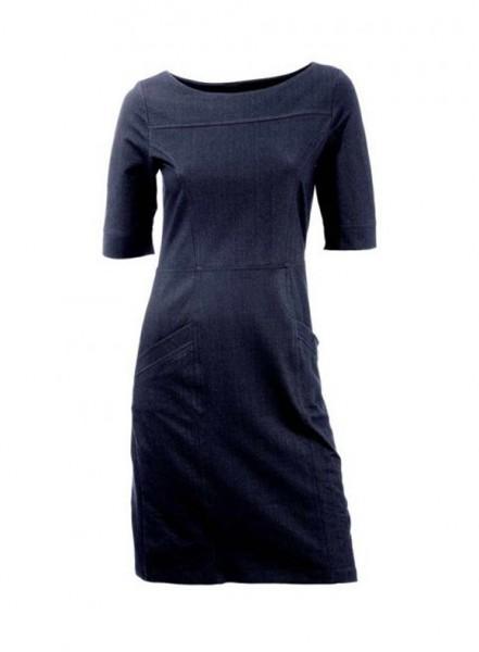 Kleid, dunkelblau von Heine - Best Connections