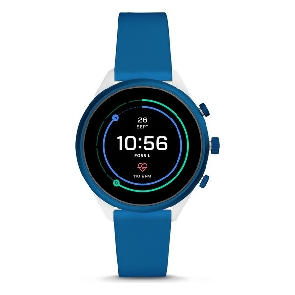 Fossil FTW6051P Damen Armbanduhr Smartwatch