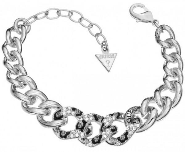 Guess Damen Armband Leo-Look - UBB51472