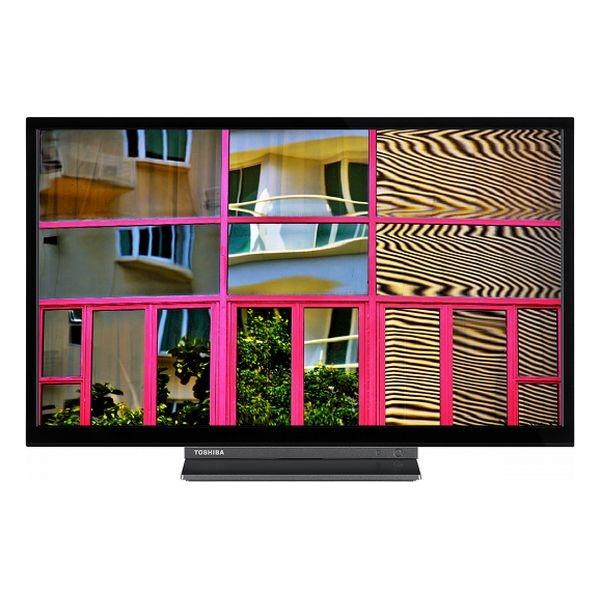 Smart TV Toshiba 24WL3C63DG 24 Zoll HD Ready LED WiFi Alexa