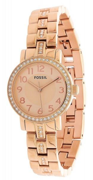 Fossil BQ1430 Damenuhr Farbe Rose Gold