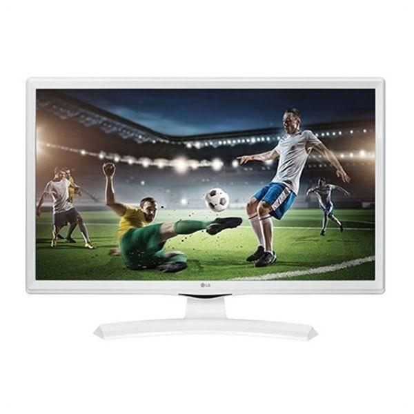 """Fernseher LG 24MT49VW-WZ LED 24"""" HD Weiss"""