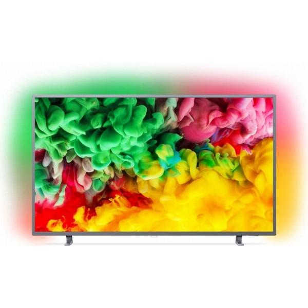 """Smart TV Philips 55PUS6703 55"""" LED 4K Ultra HD WIFI Schwarz"""