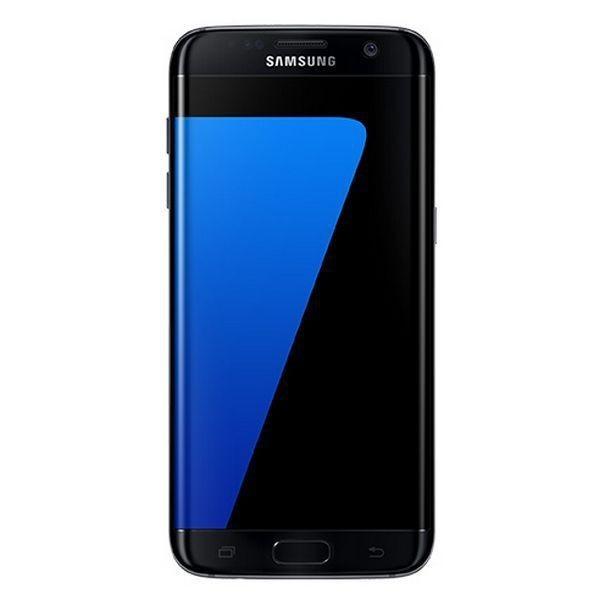 "Samsung Galaxy S7 edge SM G935F 5.5"" 4G 32GB Octa Core Schwarz"