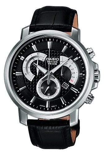 Casio Collection Herren-Armbanduhr BEM-506L-1AVEF