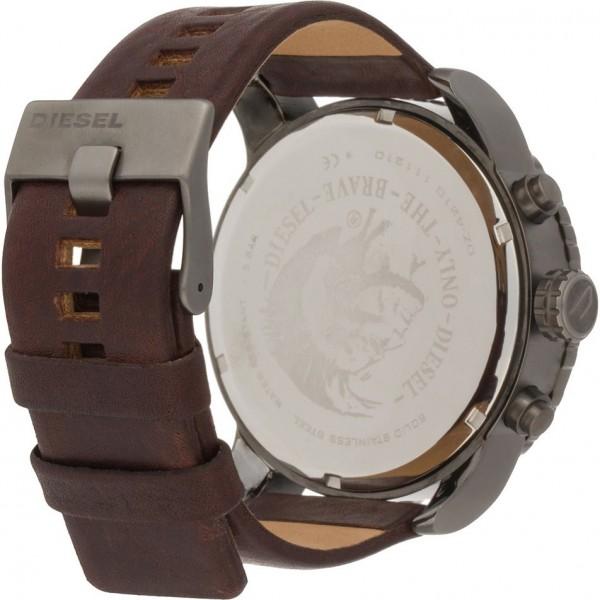 Diesel Herren Armbanduhr XL Franchise-51 Chronograph DZ4210