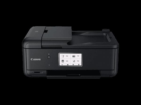Canon PIXMA TR8550 Tintenstrahl Multifunktionsdrucker (Farbdruck)