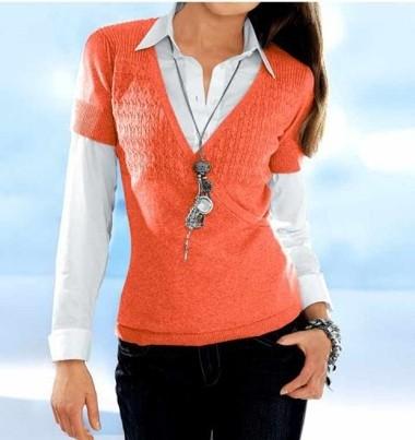 Pullover, hummer von Heine