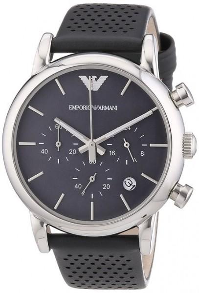 Emporio Armani Herren-Armbanduhr XL Chronograph AR1735