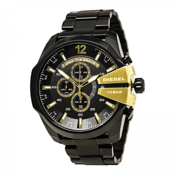 Diesel Herrenuhr Mega Chief DZ4338