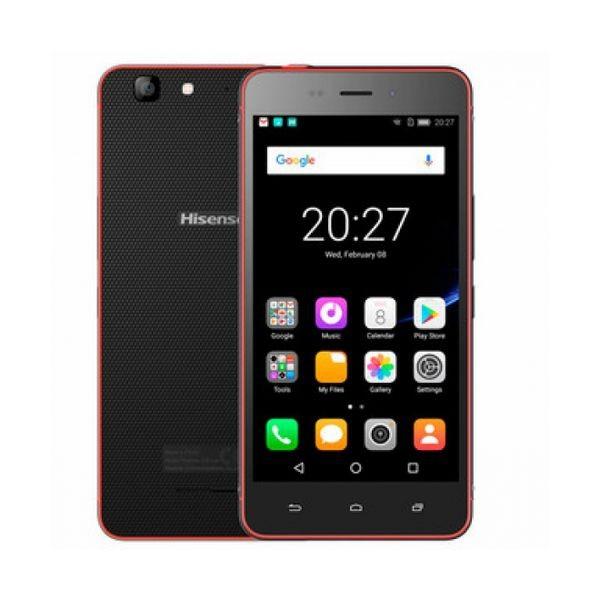 Hisense C30 Rock Lite 5 Smartphone 16 GB Rot