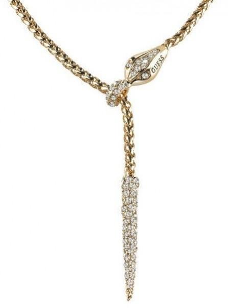 Guess UBN51453 Damen Halskette Goldfarben