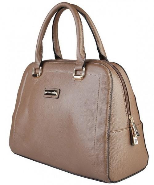Pierre Cardin PC82544MS75 Brown Damen Handtasche BAG