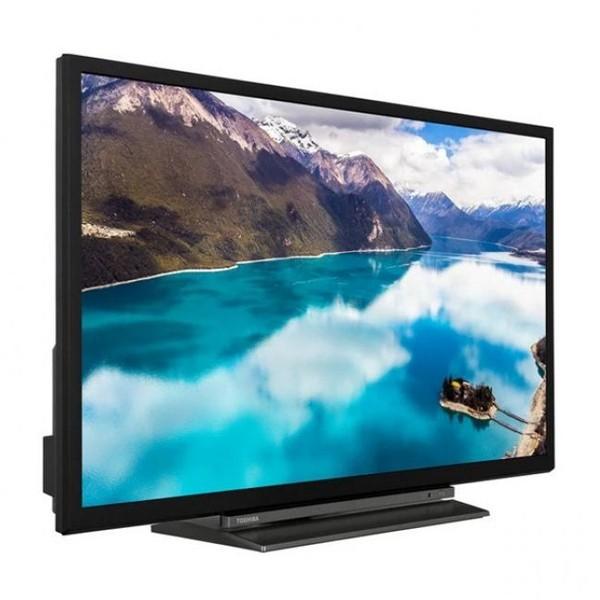 Smart TV Toshiba 24WK3A63DG 24 Zoll HD Ready DLED WiFi