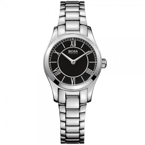 Hugo Boss 1502376 Damenuhr Farbe Silber