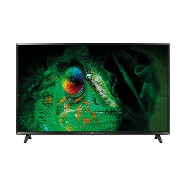 "Smart TV LG 49UJ630V 49"" 4K UHD LED Bluetooth Schwarz"