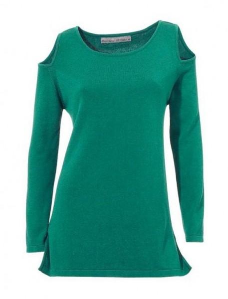 Pullover, smaragd von Ashley Brooke