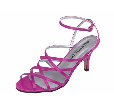 Sandalette, pink von PATRIZIA DINI
