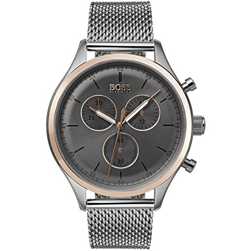 Hugo Boss Herrenuhr Companion 1513549