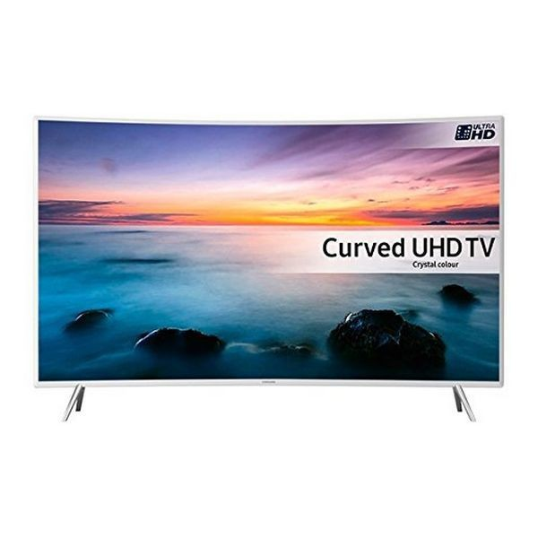 "Smart TV Samsung UE49KU6510 49"" 4K Ultra HD LED Wifi Wölbung"