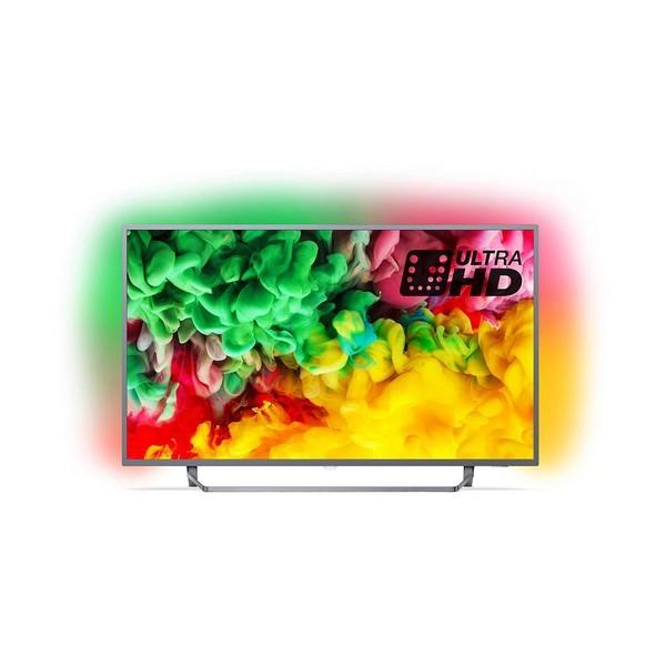"""Smart TV Philips 55PUS6753 55"""" 4K Ultra HD LED WIFI Silberfarben"""