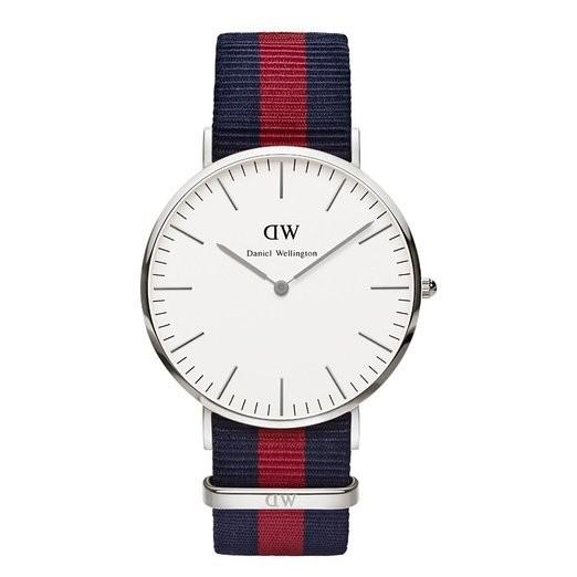 Daniel Wellington Herren-Armbanduhr Oxford 0201DW