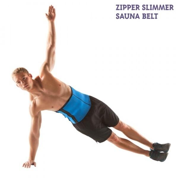 Sport Gürtel Zipper Slimmer Sauna Belt